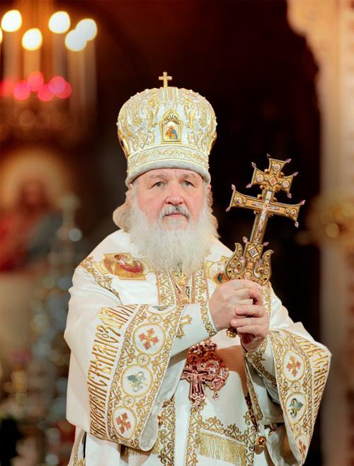 Рождественское послание патриарха Кирилла 2016 год
